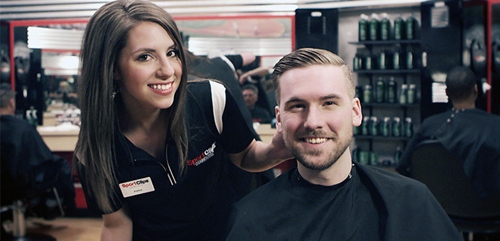 Sport Clips Haircuts of Goleta - Calle Real Shopping Center Haircuts
